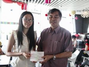 Koh Rui Qi & Koh Rui Shuan